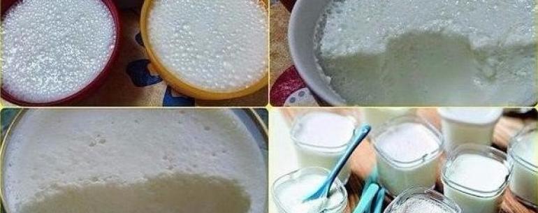 десерт для детей вместо мороженого